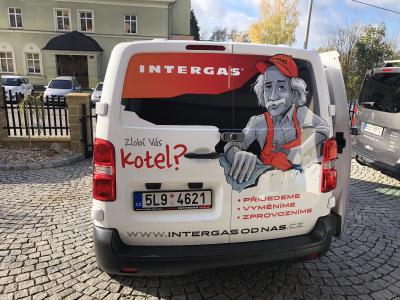 Intergas Jablonec
